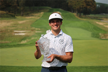 James Nicholas wins Lenox Advisors/NFP New York State Open at Bethpage Black